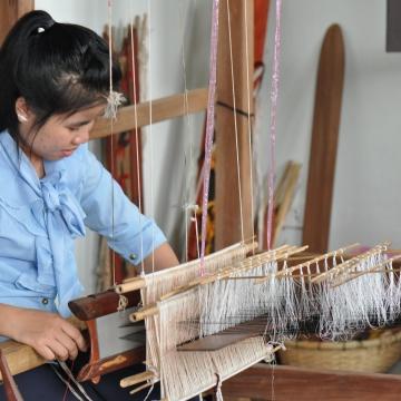 Jean-Yves Meunier, Artisanat laotien - CC